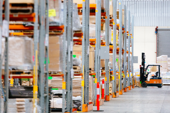 On Demand Warehousing
